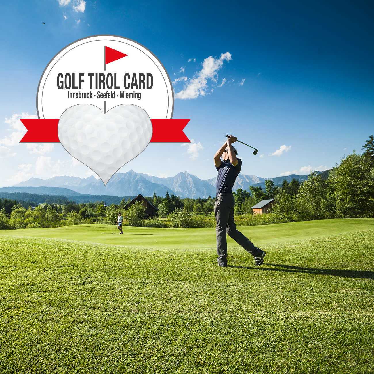 Golf Tirol Card